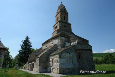 Biserica Sfântul Nicolae din Densus